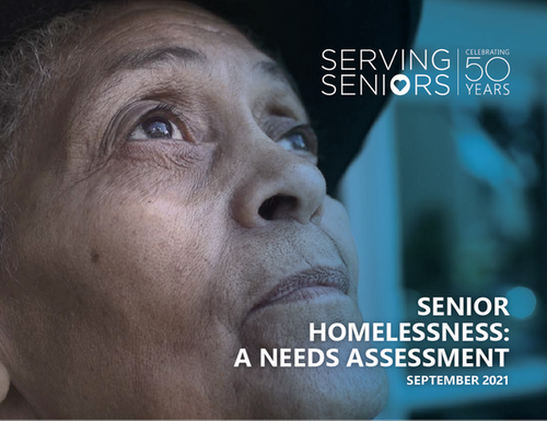 Click to see Senior Homelessness Needs Assessment Report