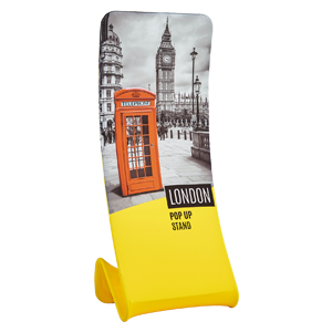 London 'Stretch' Fabric Stand