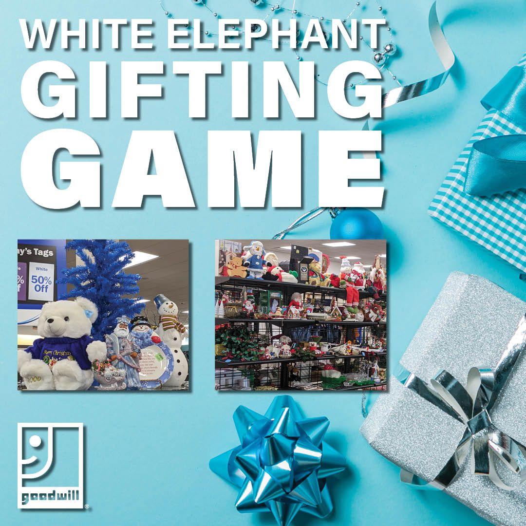 White Elephant Gifting Game