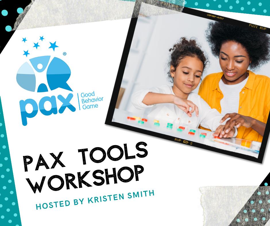 PAX Tools Workshop