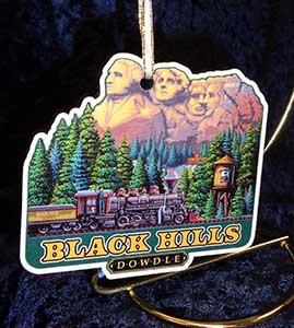 Black Hills Ornament