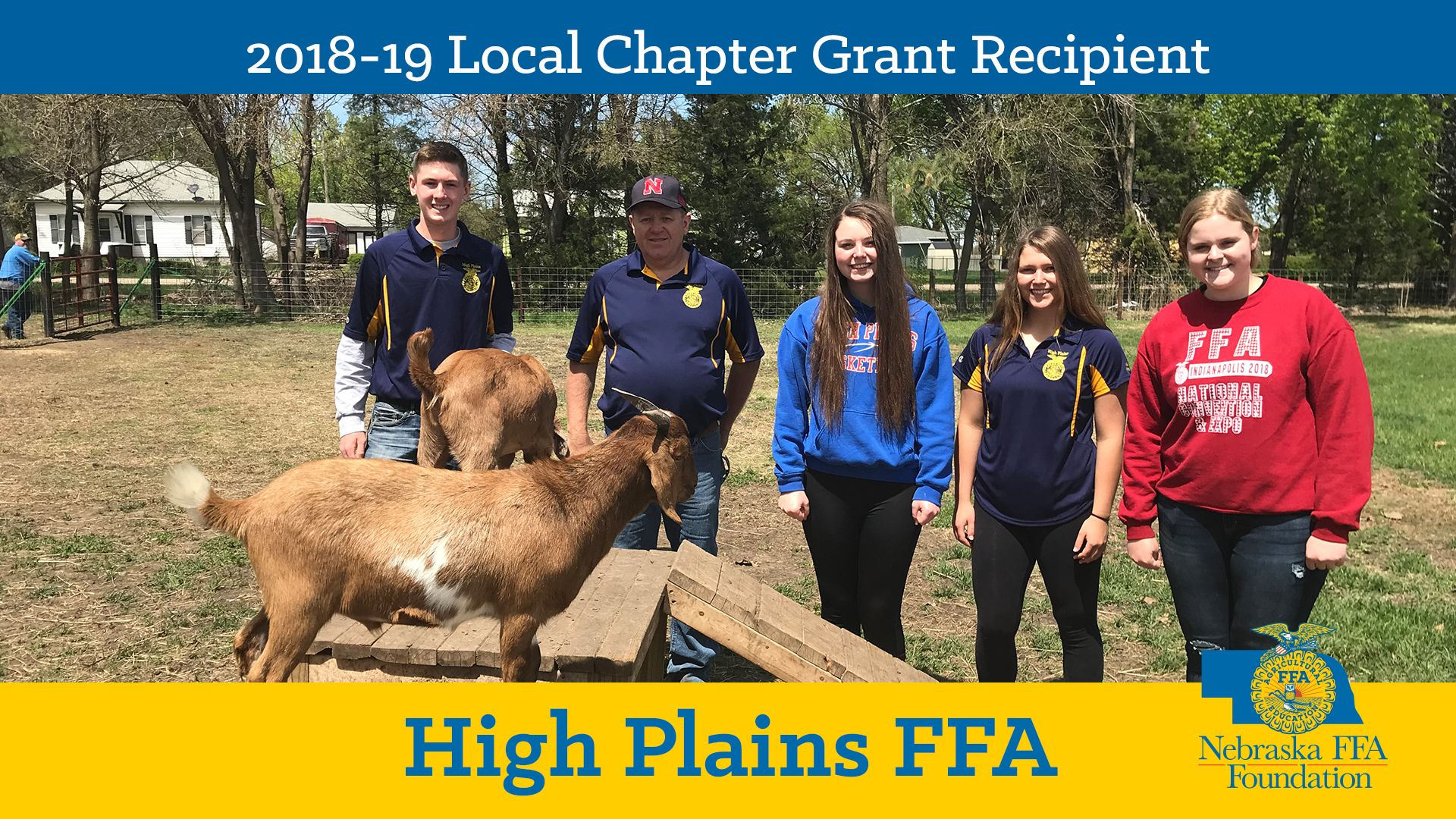 2018-19 Local Chapter Grant Video: High Plains