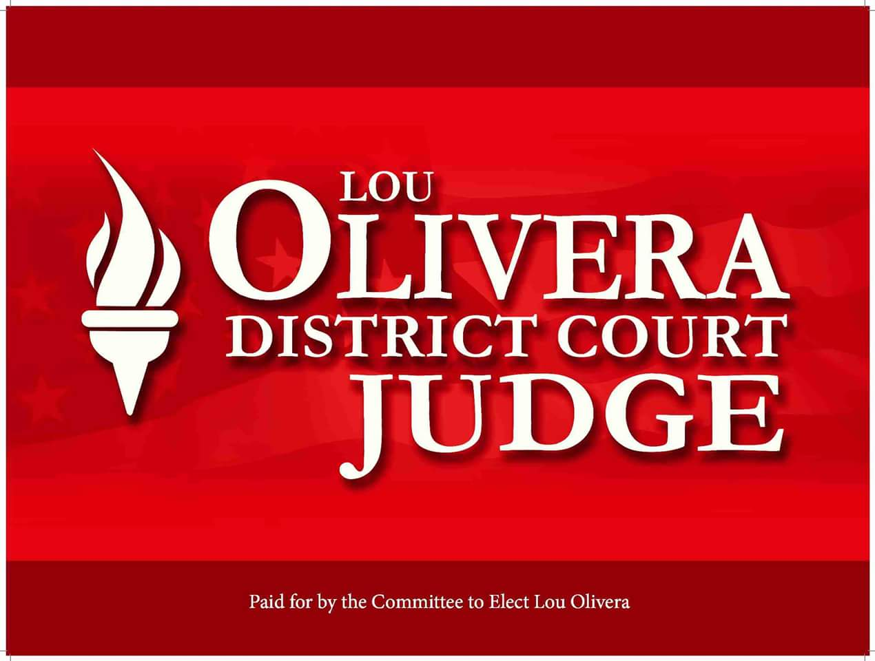 Judge Lou Olivera