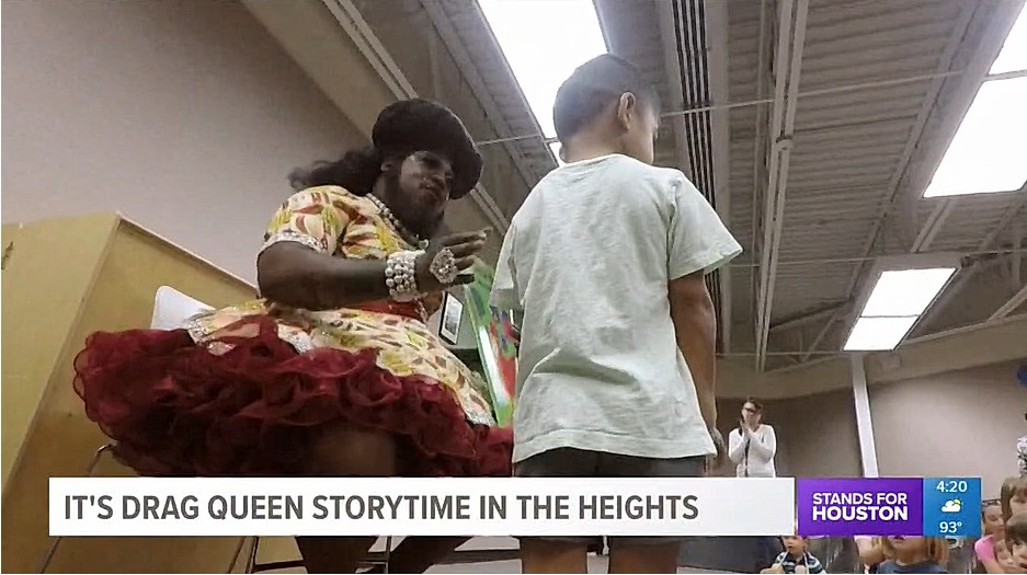 HAPC Pastors Meet with Mayor Turner Over Drag Queens in Children's Program