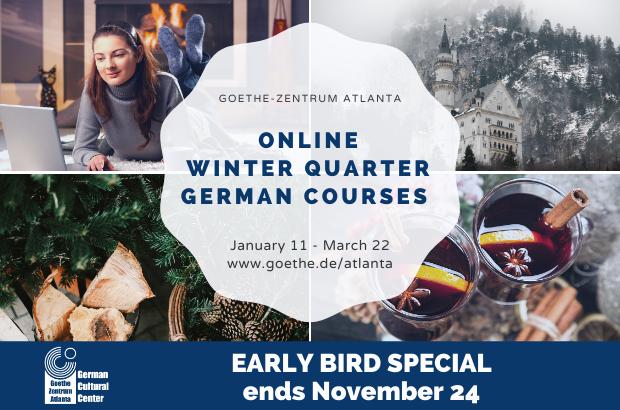Register Now for an Online Winter Quarter Course!