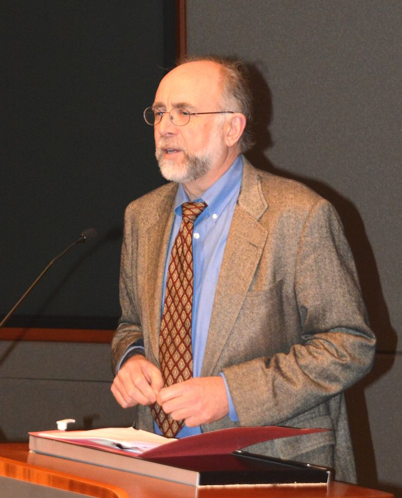 Guest Speaker Stephen Budiansky