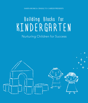 Building Blocks for Kindergarten handbook