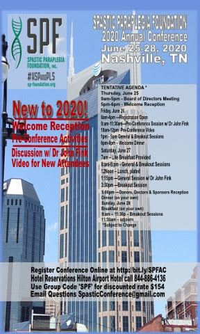 2020SPF Annual Conference
