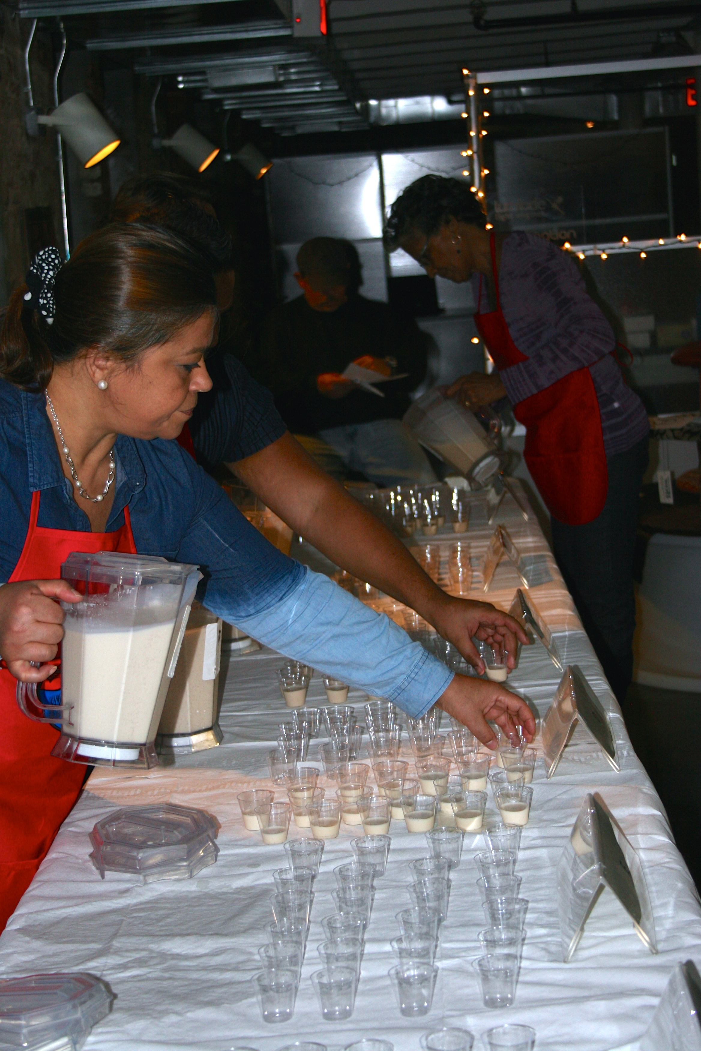 Coquito Tasting Competition