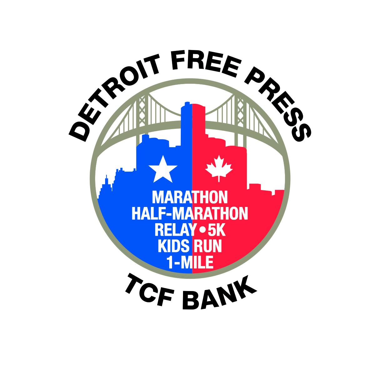 Detroit Free Press TCF Bank Marathon