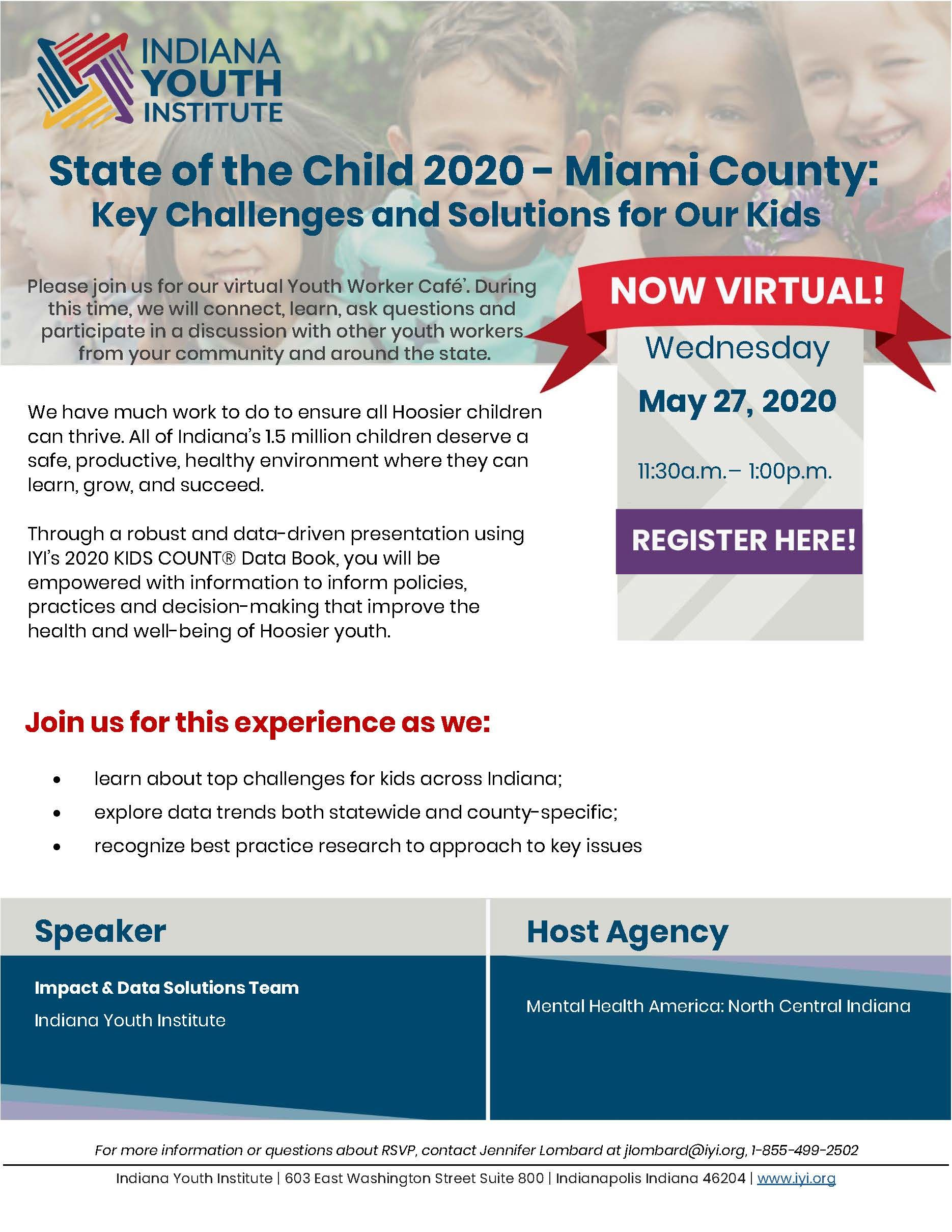 State of the Child - Miami County