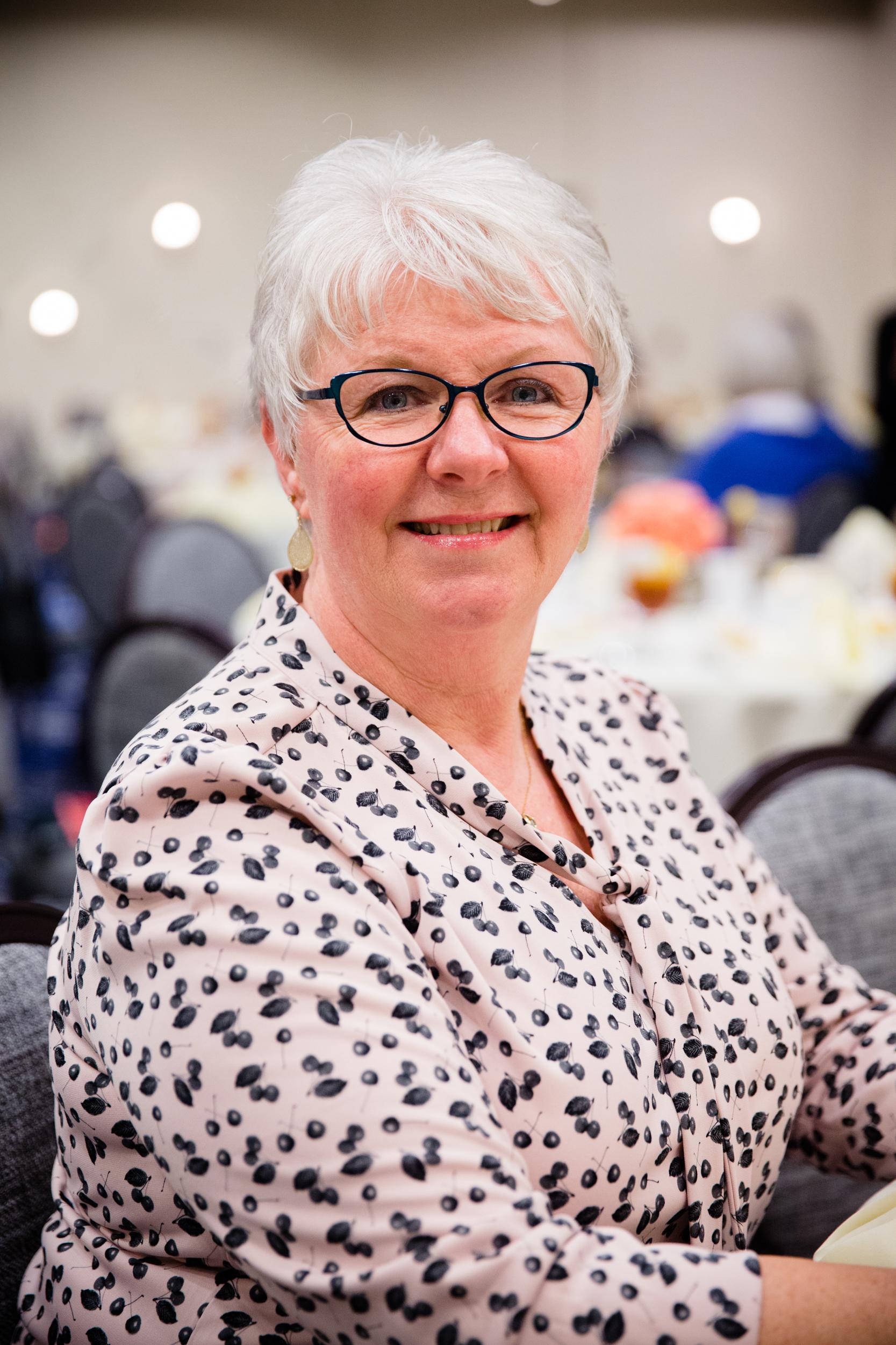 Volunteer Spotlight: Diane Beeman