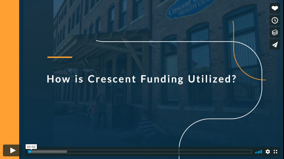 How is Crescent Funding Utilized?
