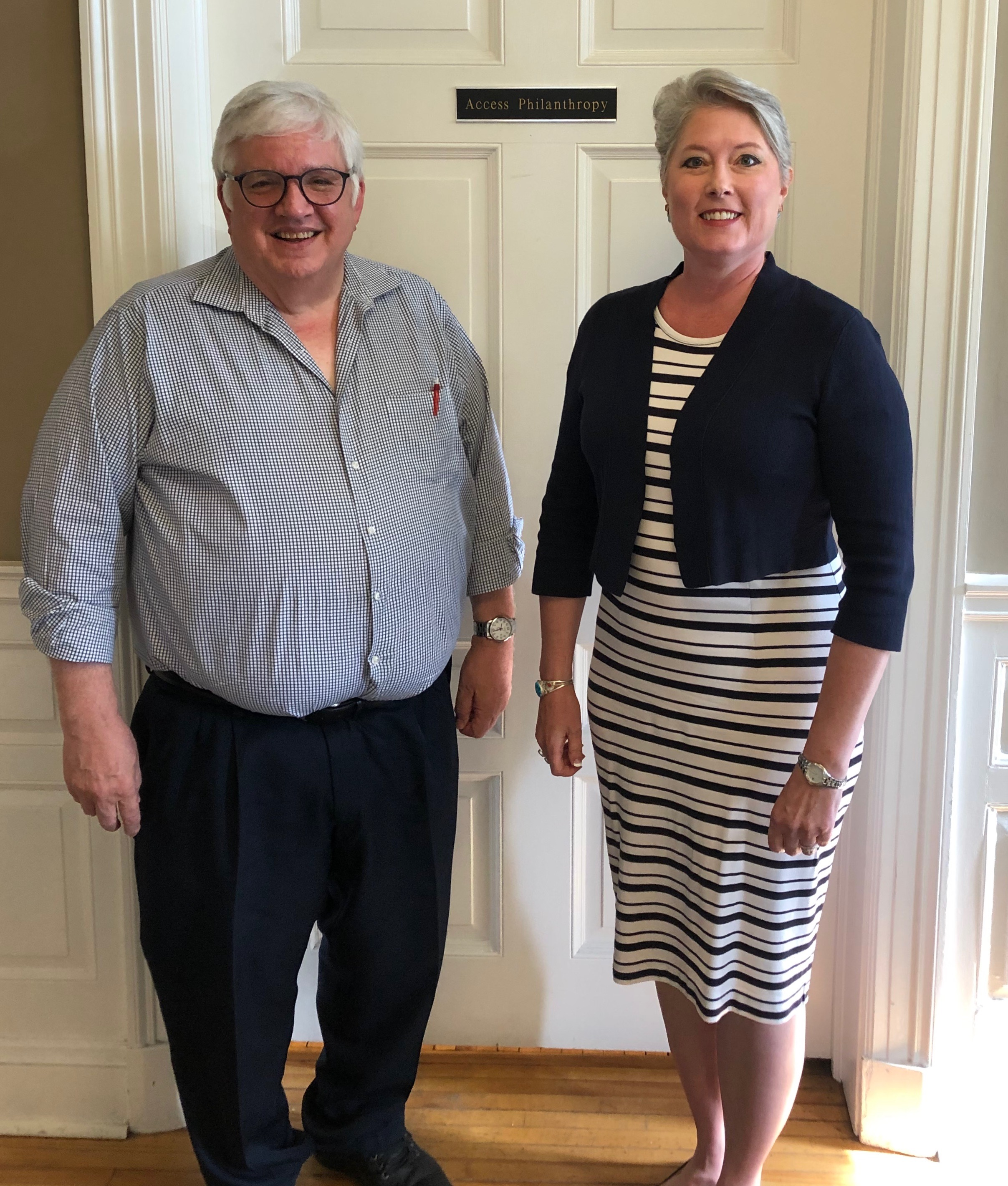 July 2019 Meeting with Access Philanthropy