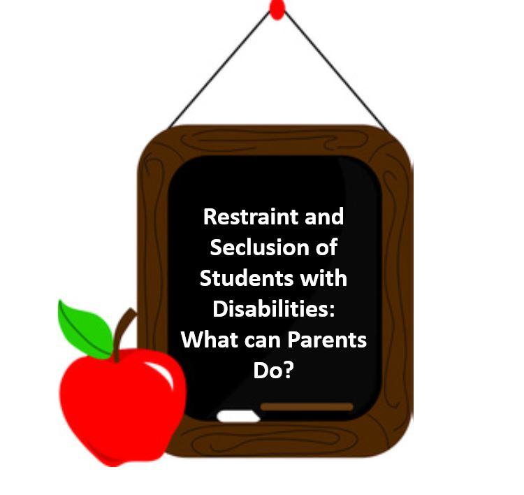 Student Seclusion and Restraint: The Questions that Need to Be Asked