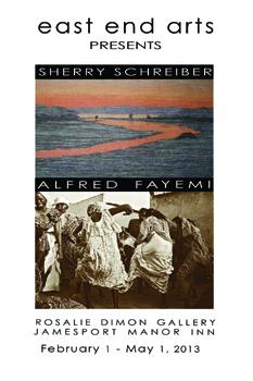 Sherry Schreiber & Alfred Fayemi