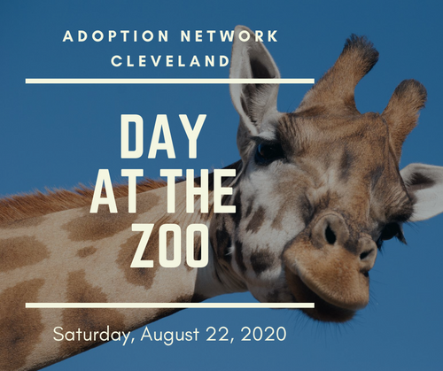 Adoption Network Cleveland Zoo Day!