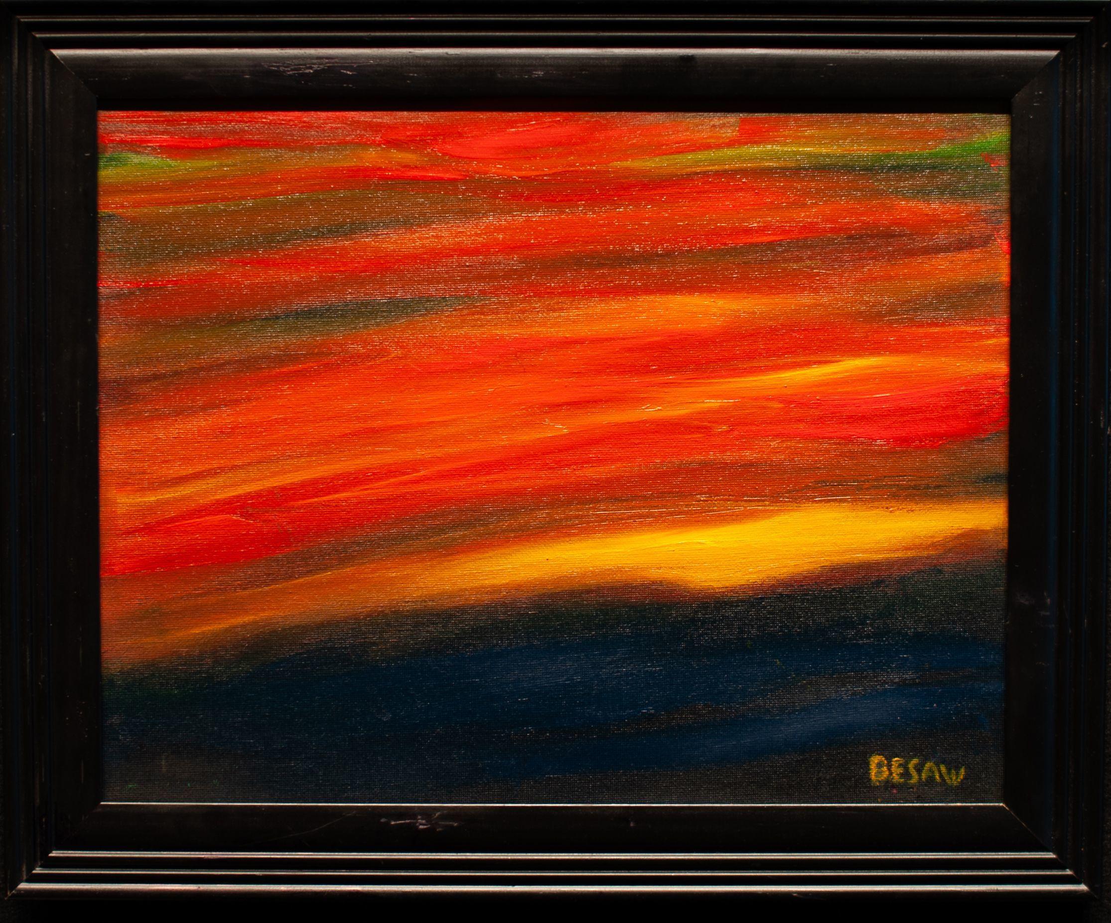 """Evening"" - Phyllis Besaw"