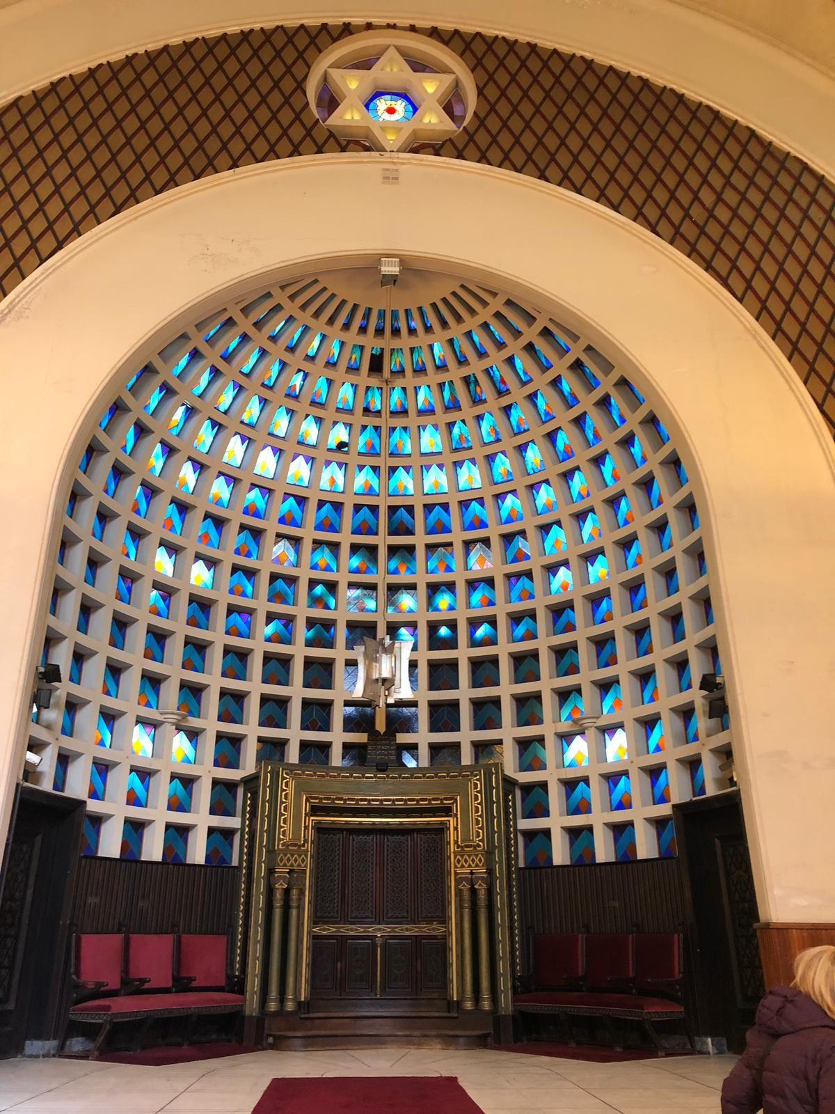 Synagogue in Uruguay