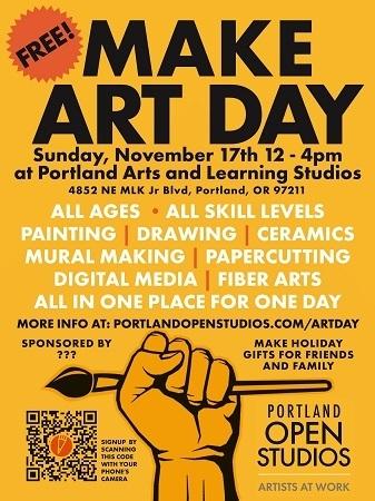 Make Art Day