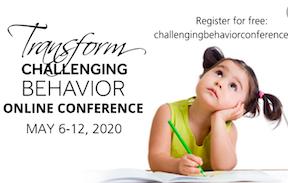Transform Challenging Behavior Conference
