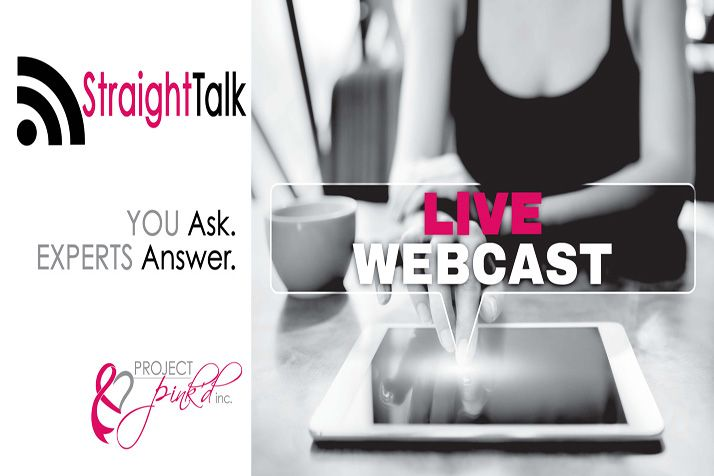"Project Pink'd Tackles the ""Second Battle"" After a Breast Cancer Diagnosis with Complimentary Live Webcast"