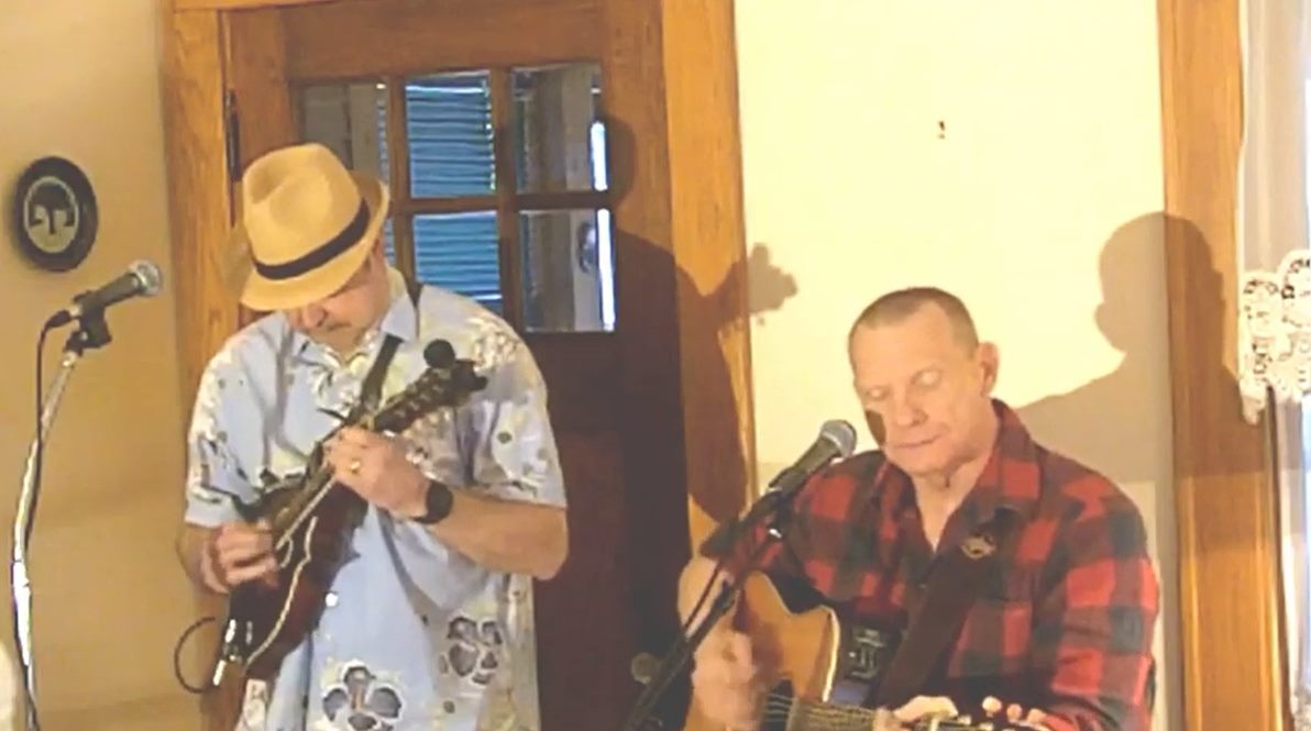 Music at the Market: Gene and Jerry