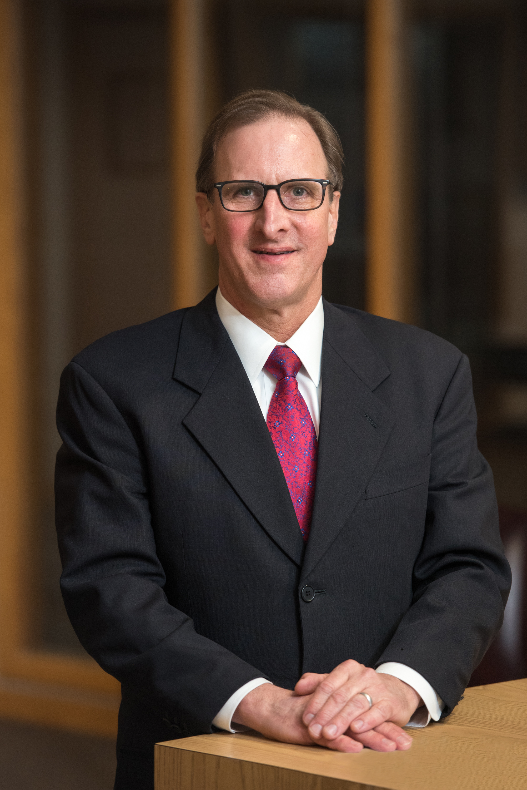 William A. Rhodehamel, President & CEO