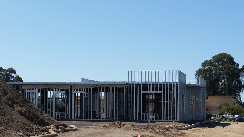 New SMWC Construction Progress