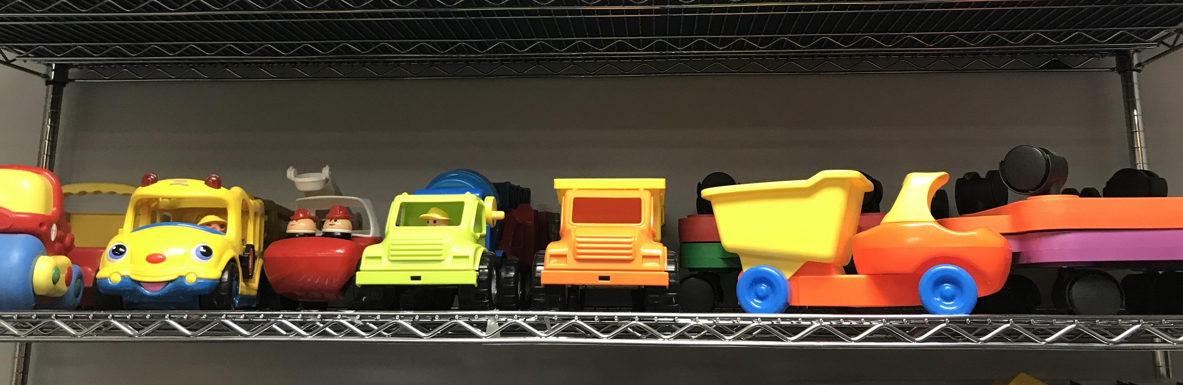 Infant/Toddler Trucks