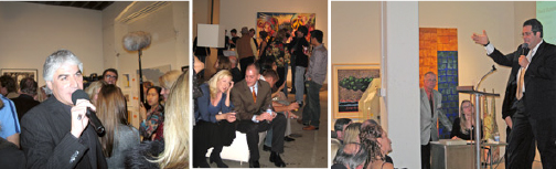 An Affair to Remember: Bemis Center for Contemporary Arts' 8th Annual Art Auction Breaks Records & Brings in the Crowds