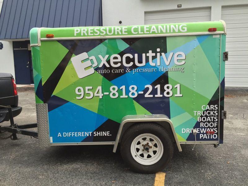 Best Sign Company - Delray Beach - Full Vehicle Wrap