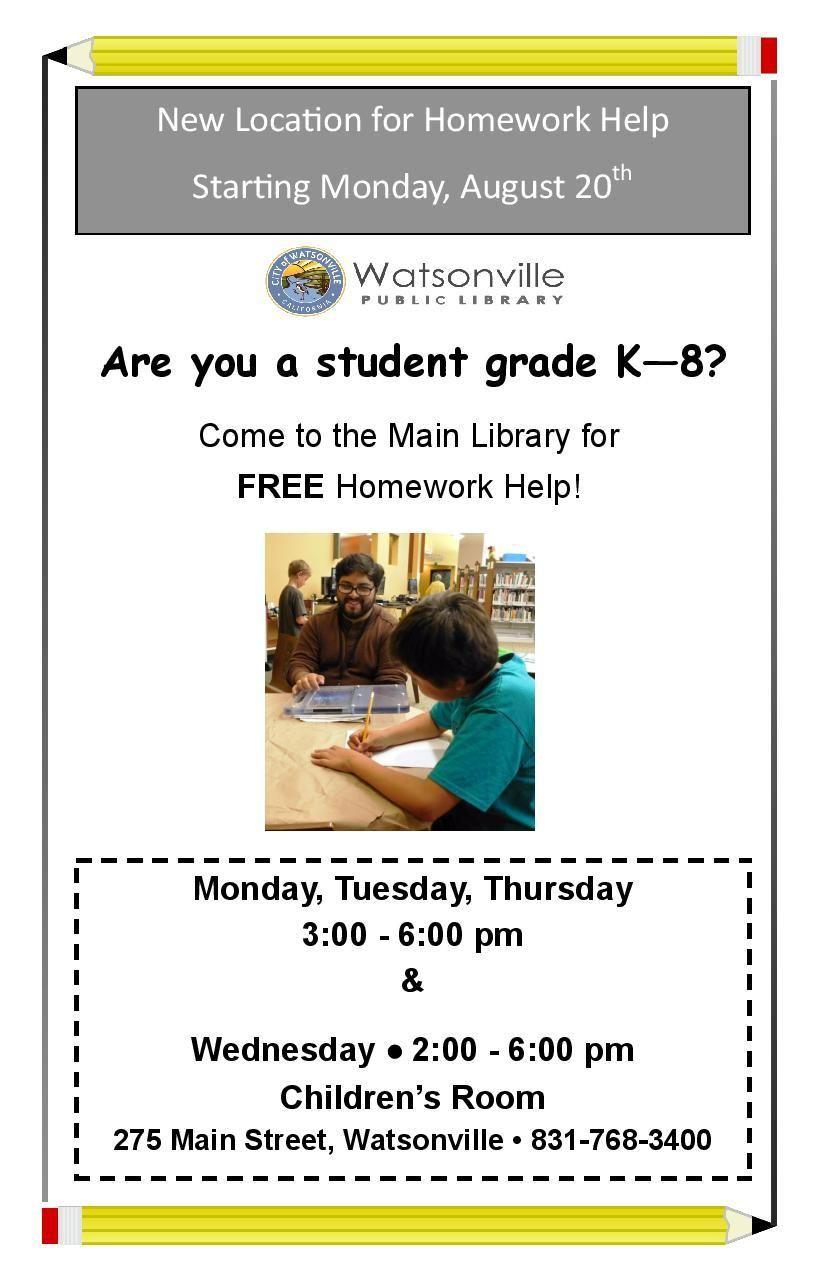 FREE Homework Help!
