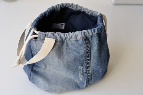 Sew-a-palooza Saturday - Denim Wanderlust Field Bag