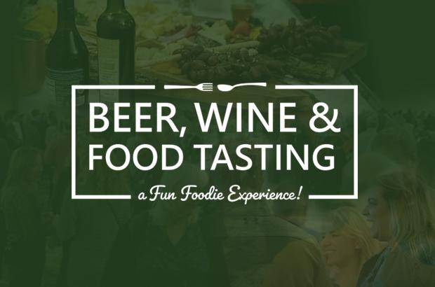 Beer, Wine & Food Tasting Fundraiser