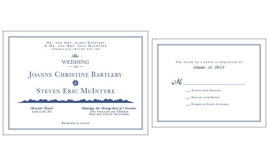 Wedding Set #8