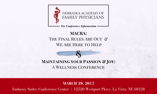 MACRA and/or Wellness Conference
