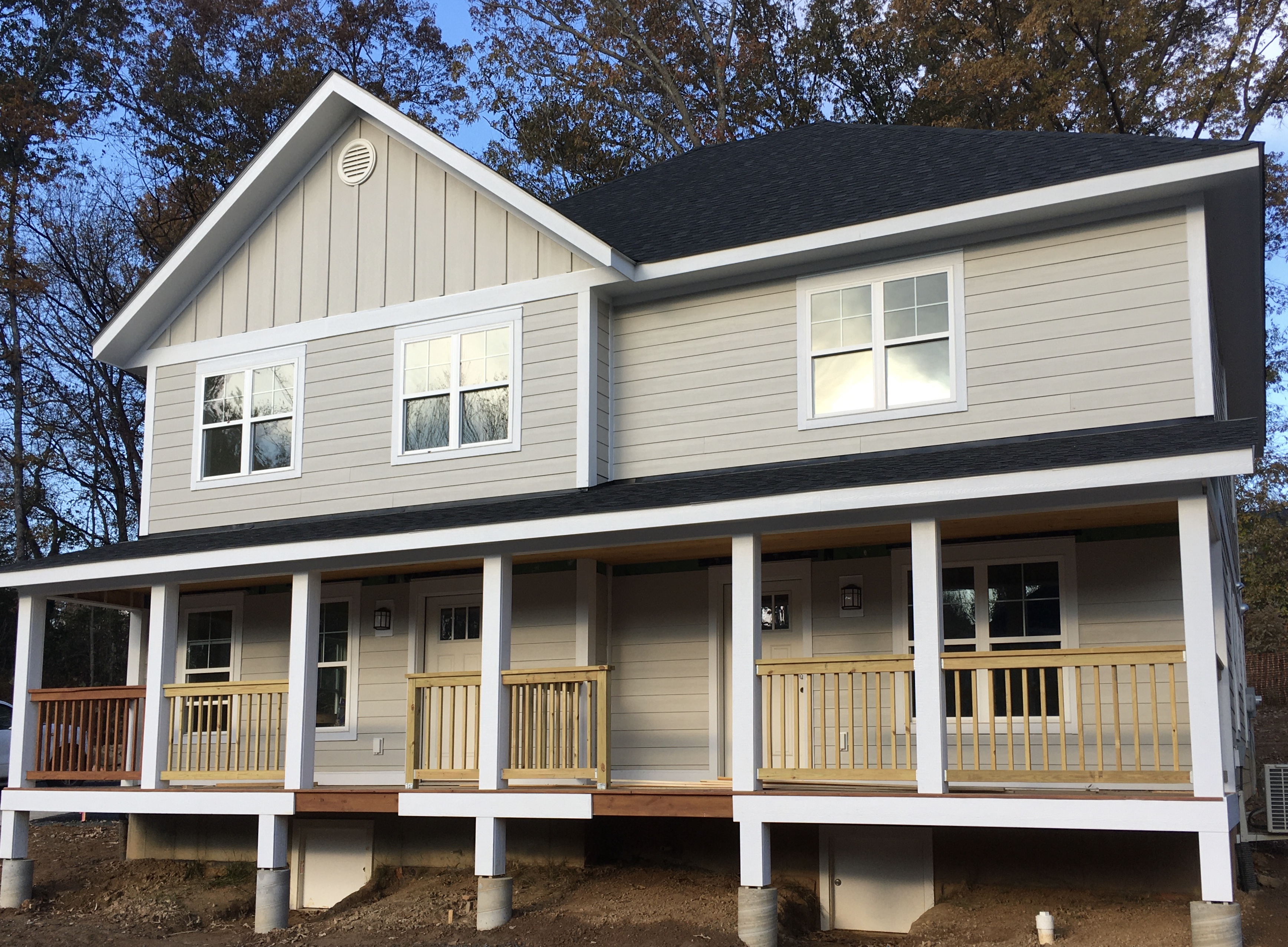 Homes 1 and 2 November