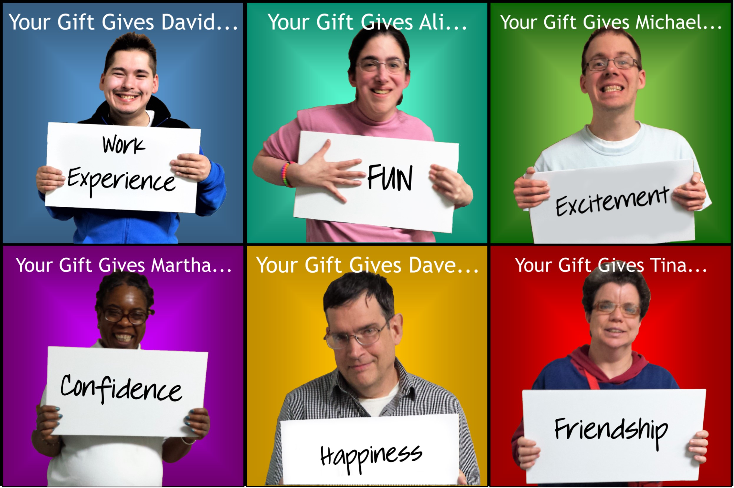 Give a Gift that Makes a Difference