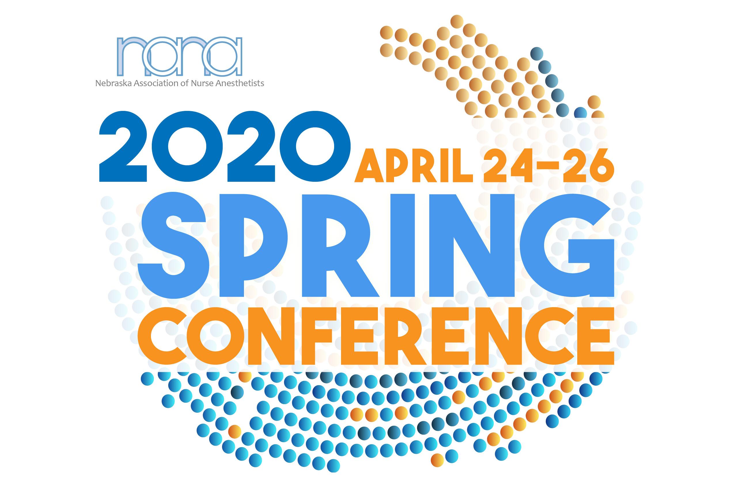 2020 NANA Spring Conference