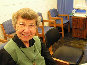 Funeral Reflection for Sister Helen Kilzer, OSB