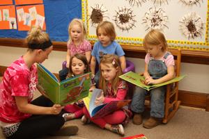SMIF Announces BookStart Grants Available