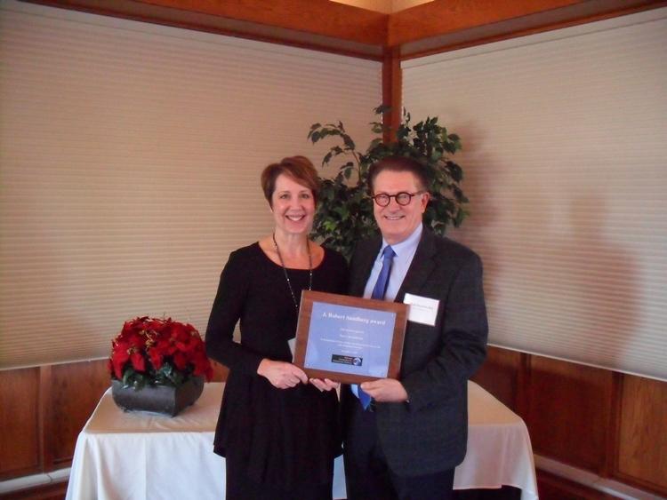 2015 Sandberg Award