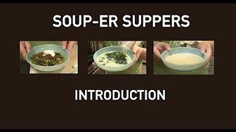 Soups, Salads