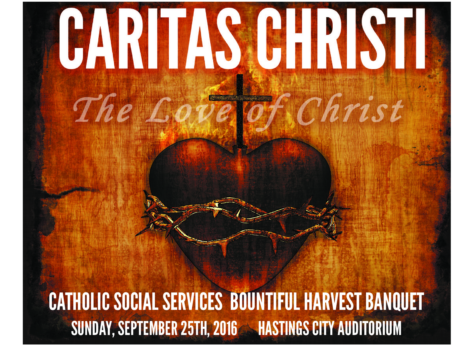 Bountiful Harvest Banquet- click here
