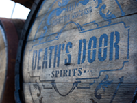 Juniper & Death's Door Gin