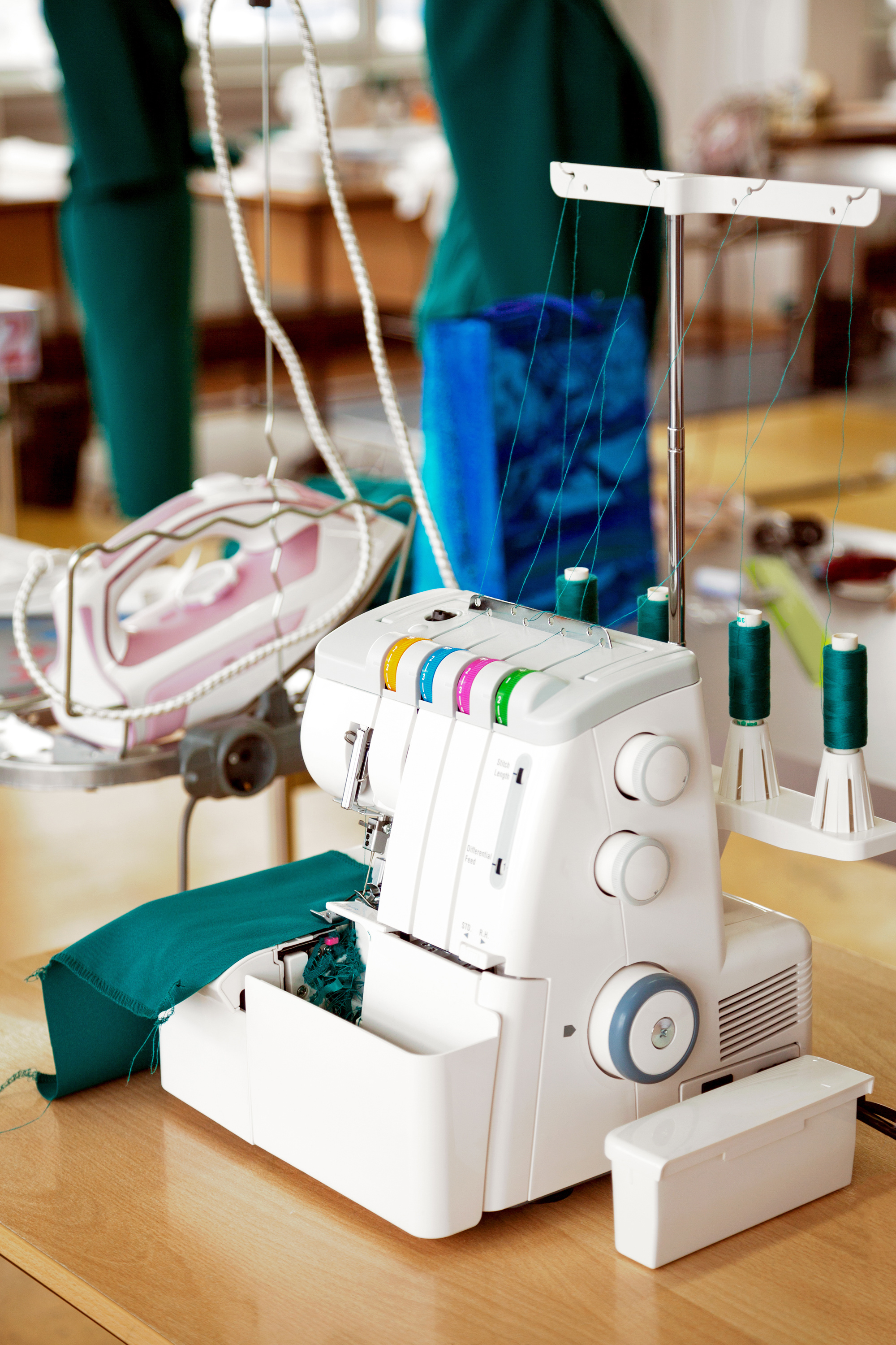 Serger Workshop Part 1 of 2