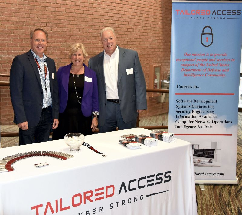 Tailored Access Table at the 2019 NCMF GMM