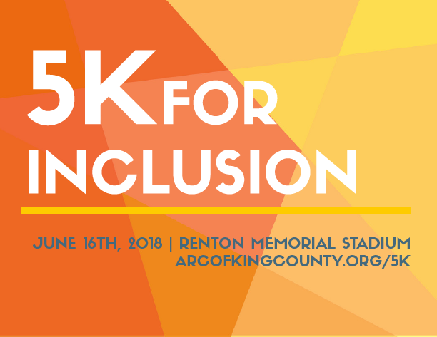 5k for Inclusion is in JUNE!