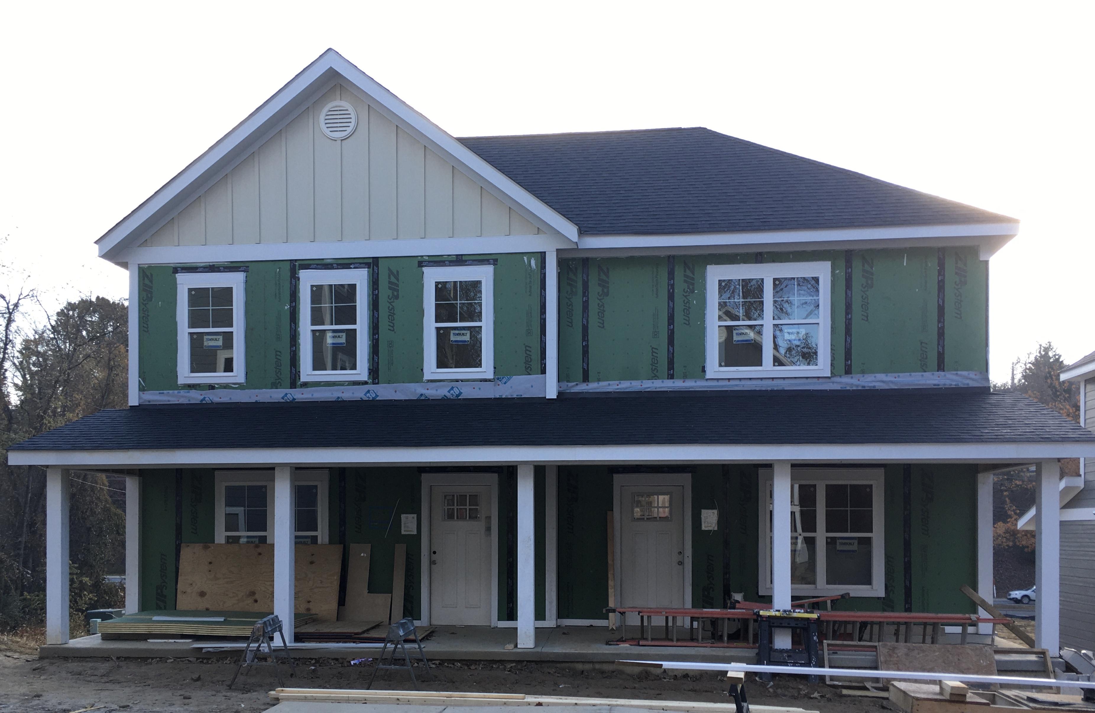 Homes 7 and 8 November